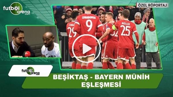 Vagner Love'dan FutbolArena'ya Bayern Münih yorumu