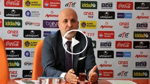 """Hasan Çavuşoğlu: """"Konyaspor maçında verilmeyen 3 penaltımız var"""""""