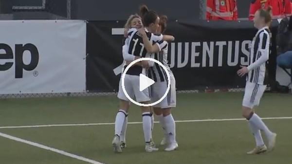 Juventus'un kadın futbolcuları göz kamaştırıyor