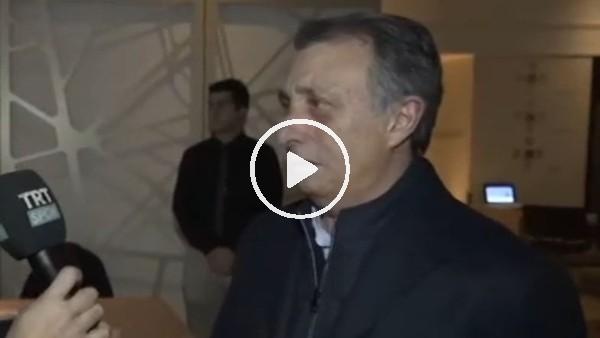 """Ahmet Nur Çebi: """"Beşiktaş'ı şanslı görüyorum"""""""