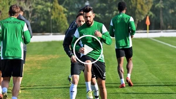 Denizlispor, Giresunspor maçının hazırlıklarını sürdürdü