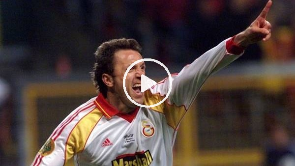 Popescu'nun Galatasaray formasıyla son golü