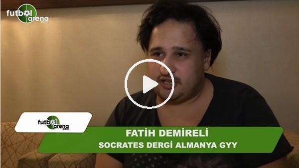 """Fatih Demireli: """"Bayern Münih bu sezon Şampiyonlar Ligi'nde çok önem veriyor"""""""