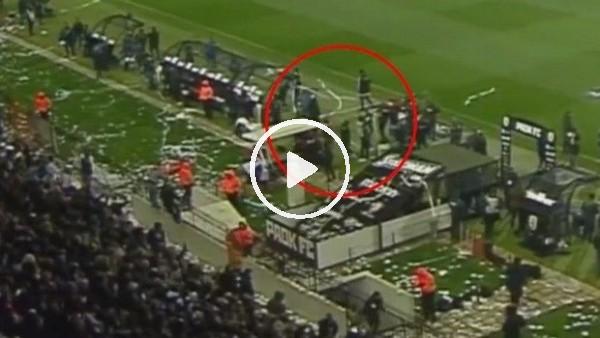 PAOK - Olympiakos maçı olaylar nedeniyle ertelendi