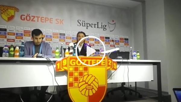 Tamer Tuna'nın Osmanlıspor maçı sonrası açıklamaları