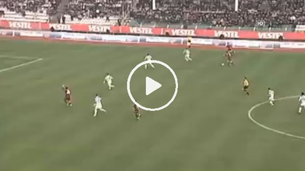 Oktay Derelioğlu'nun Trabzonspor formasıyla ilk golü