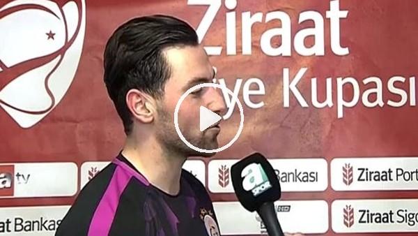 Sinan Gümüş'ün Akhisarspor maçı sonrası açıklamaları