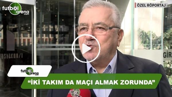 Hasan Hilmi Öksüz, Akhisarspor maçı öncesi FutbolArena'ya konuştu
