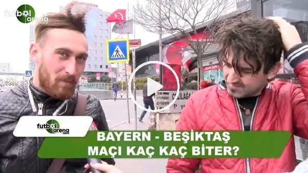 Bayern Münih - Beşiktaş maçı kaç kaç biter?