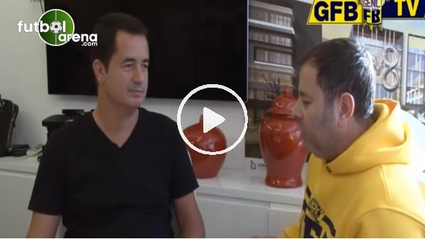 Acun Ilıcalı, 'Fenerbahçe'ye başkan adayı olur musunuz?' sorusunu yanıtladı