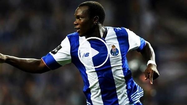 Aboubakar durdurulamıyor! 15 golüne ulaştı...