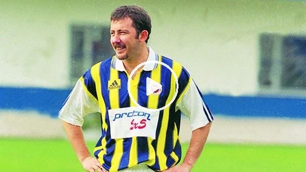 Sergen Yalçın'ın Fenerbahçe formasıyla ilk maçı