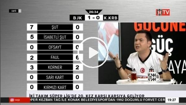 Talisca'nın enfes golünde BJK TV!