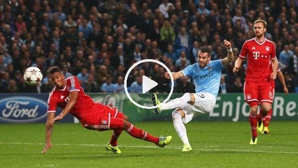 Negredo'nun Bayern Münih'e attığı füze