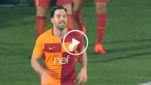 Sinan Gümüş'ün Akhisarspor'a attığı gol