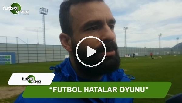 """Mehmet Uslu: """"Futbol hatalar oyunu"""""""
