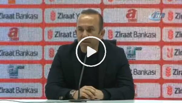 """Mehmet Özdilek: """"Bu maçı unutup Başakşehir maçına konsantre olacağız"""""""