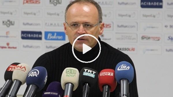 "İrfan Buz: ""Robinho faktörü ön plana çıktı"""