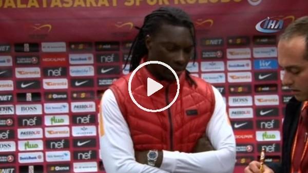 """Bafetimbi Gomis: """"Golden önce şampiyonluk önemli"""""""