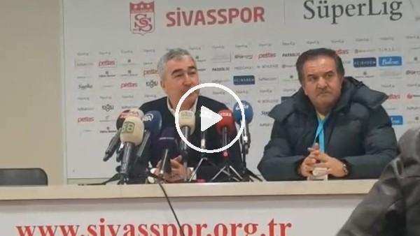 Samet Aybaba'nın Osmanlıspor maçı sonrası açıklamaları