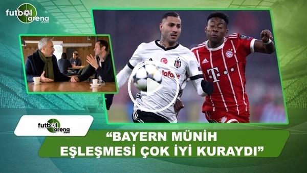 """Adnan Aybaba: """"Bayern Münih eşleşmesi çok iyi kuraydı"""""""