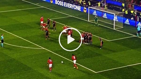 Talisca'nın Bayern Münih'e attığı müthiş frikik golü