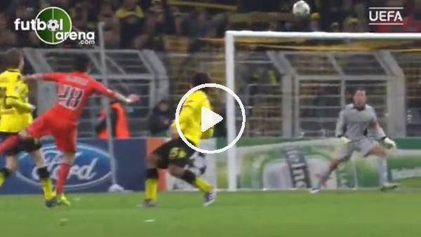 Valbuena'dan kalecinin aklını alan gol!