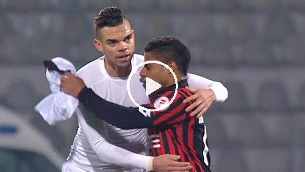 Pepe, Jailton'un forma isteğini kırmadı