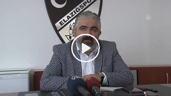 Elazığspor'da gözler Çaykur Rizespor maçına çevrildi