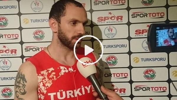 """Ramil Guliyev: """"Çıtayı çok yükseğe koyduk"""""""