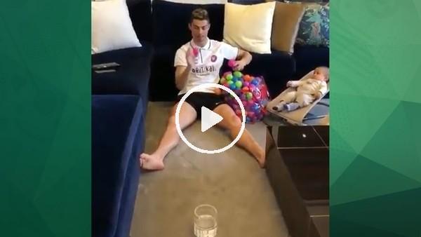 Ronaldo'nun canı sıkılırsa..