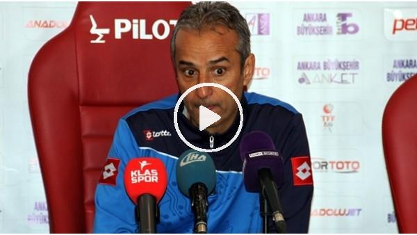 "İsmail Kartal: ""Hedefimiz Süper Lig'e çıkmak"""