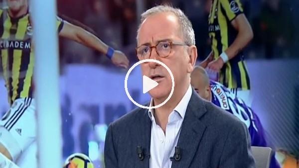 """Fatih Altaylı: """"Beşiktaş'ın derbide işi zor"""""""