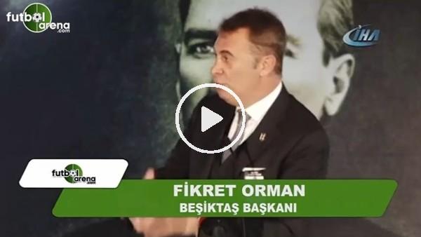 """Fikret Orman: """"Algıcılar hakemi baskı altına alıyor"""""""