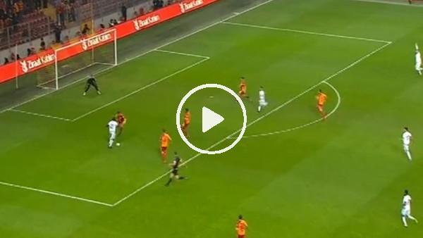 Fofana'nın Galatasaray'a attığı gol