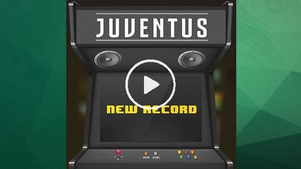 Juventus'tan rekor için özel video