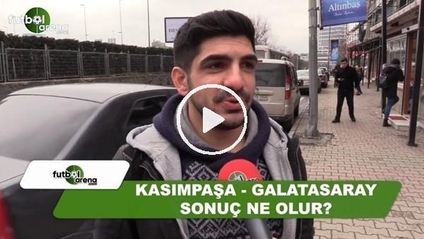Kasımpaşa - Galatasaray maçında sonuç ne olur?