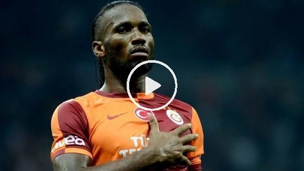 Didier Drogba'dan derbi paylaşımı!
