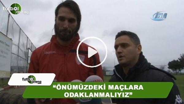 """Samaras: """"Önümüzdeki maçlara odaklanmalıyız"""""""