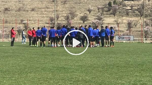 Yeni Malatyaspo'da Trabzonspor maçı hazırlıkları