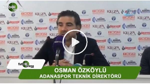 """Osman Özköylü: """"Başkan ile konuşurum istifamı verir gereğini yaparım"""""""