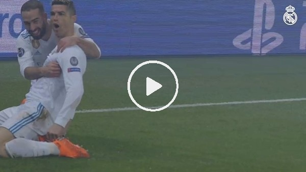 Real Madrid, PSG maçının hikayesini paylaştı