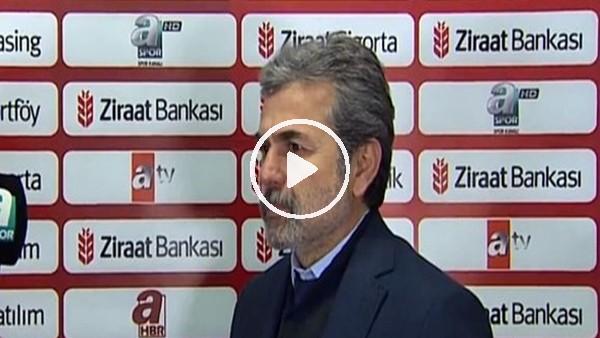 """Aykut Kocaman: """"Futbolcularıma gereken cezayı vereceğim"""""""