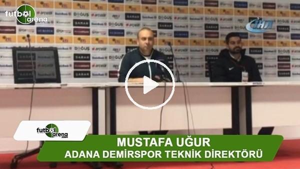 """Mustafa Uğur: """"Muhteşem bir maç oldu"""""""