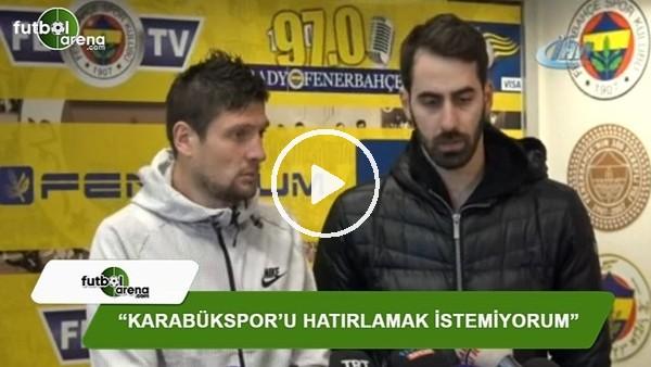 """Yevhen Seleznyov: """"Karabükspor'u hatırlamak istemiyorum"""""""