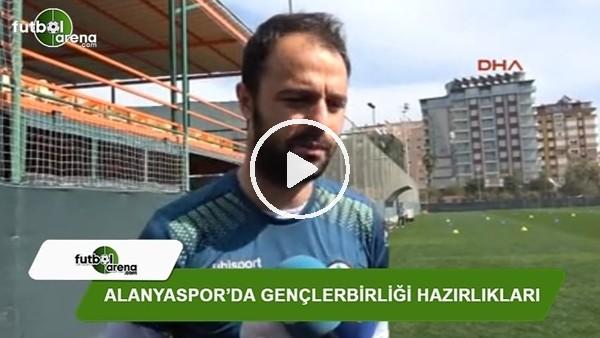 Aytemiz Alanyaspor, Gençlerbirliği'ne maçına hazır