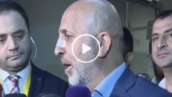 """Hasan Çavuşoğlu: """"En azından 1 puan alabilirdik"""""""