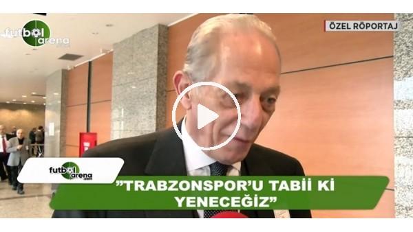 """Faruk Süren: """"Trabzonspor'u yeneceğiz"""""""