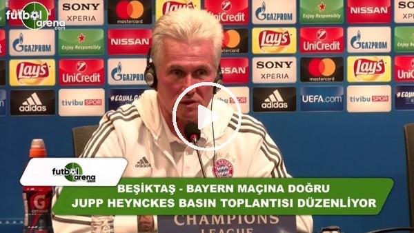 Jupp Heynckes'ten Vodafone Park yorumu