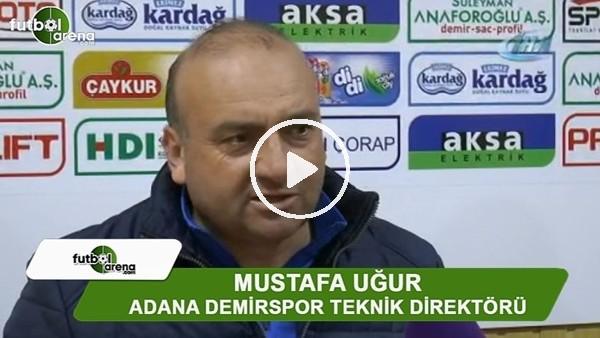 """Mustafa Uğur: """"Bu galibiyeti Sezer'e armağan ediyoruz"""""""
